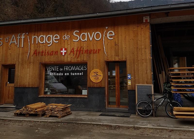 Fromagerie Affinage de Savoie